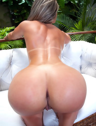 MikeInBrazil ™ presents Leticia Sanches in Rump Out Weenie In