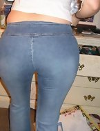 good asses in jeans