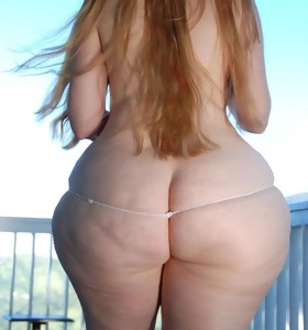 Featuring curvy figured ladies and great round rumps